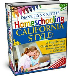 Homeschooling — California Style!