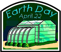 Celebrate Earth Day — April 22nd, 2009