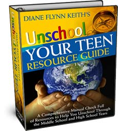 Unschool Your Teen Resource Guide
